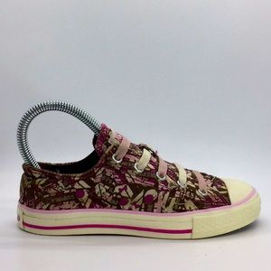 Youth Converse stretch lace slip-ons